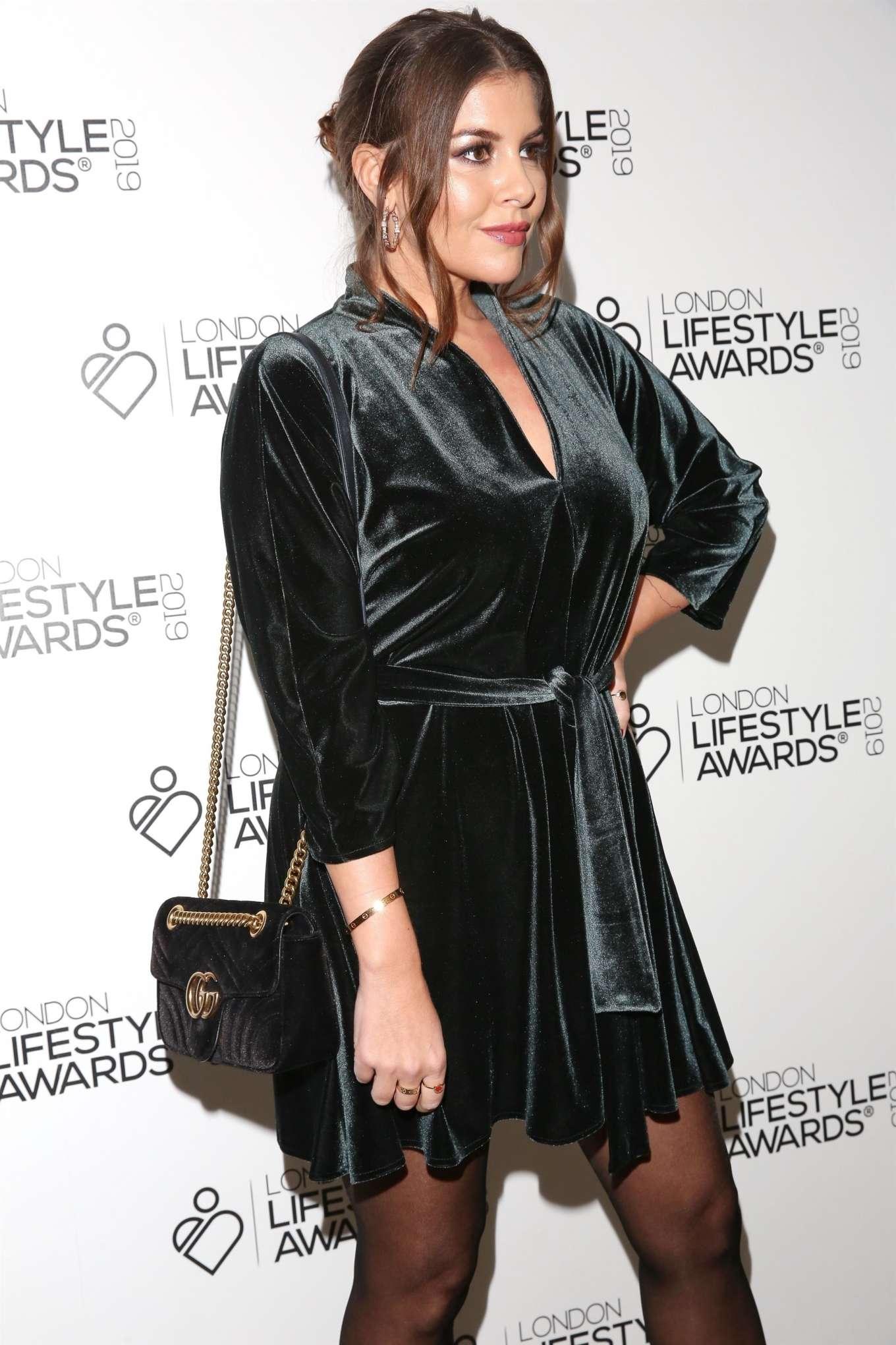 Imogen Thomas 2019 : Imogen Thomas – London Lifestyle Awards 2019-24