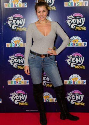 Imogen Thomas - 'My Little Pony: The Movie' Premiere in London