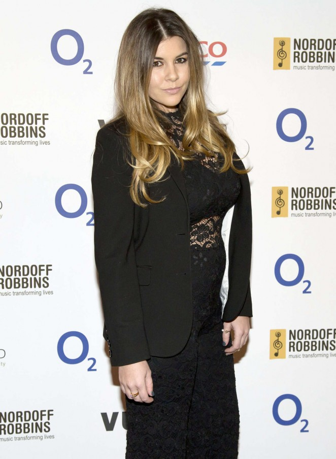 Imogen Thomas – Nordoff Robbins Six Nations Championship Rugby Dinner in London