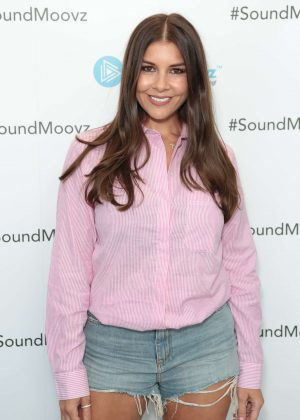 Imogen Thomas - SoundMoovz Launch in London