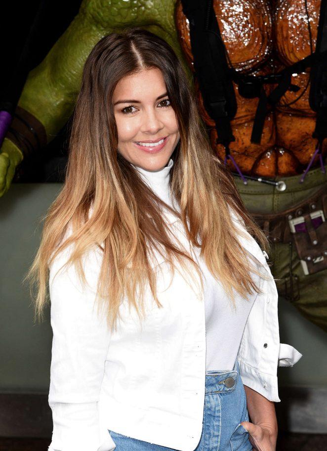 Imogen Thomas - 'Teenage Mutant Ninja Turtles' VIP Screening in London