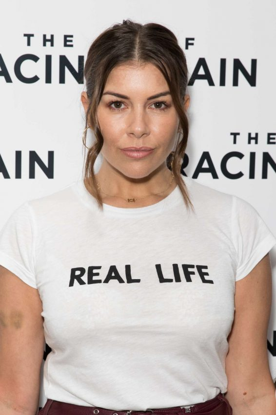 Imogen Thomas - 'The Art of Racing in the Rain' Screening in London