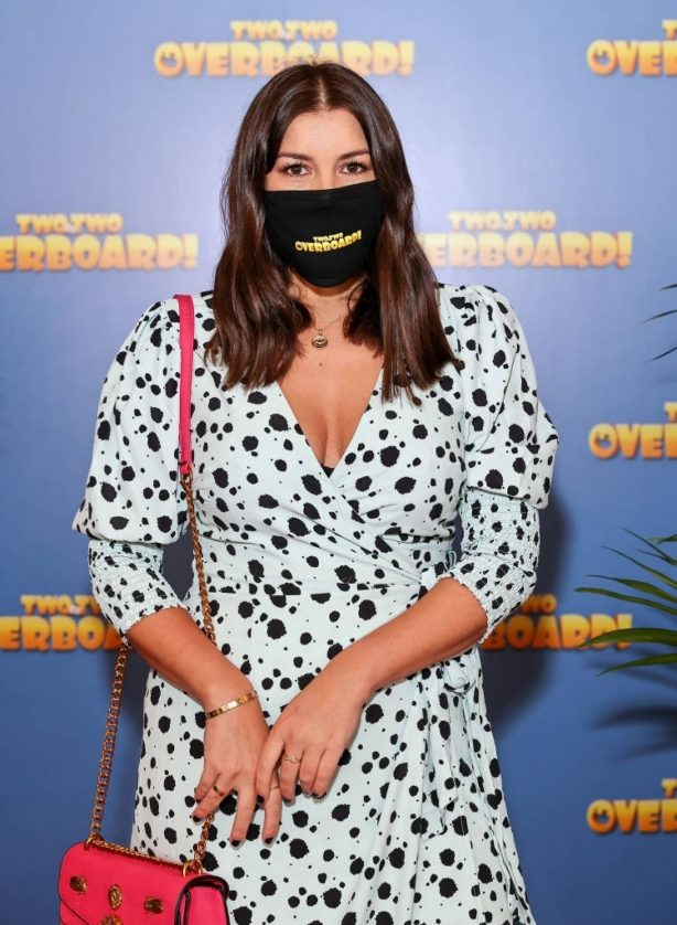 Imogen Thomas - VIP screening of 'TWO BY TWO: Overboard!' at The Everyman Cinema in Chelsea