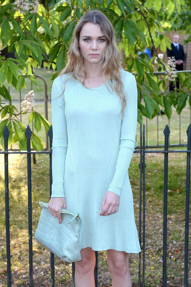 Imogen Waterhouse - The Serpentine Gallery Summer Party in London
