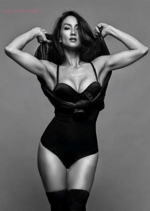 Ina Raymundo - FHM Philippines Magazine (November 2015)