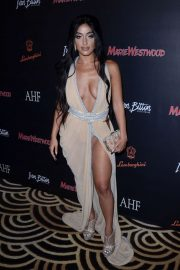 Inas X - Marie Westwood Magazine Summer Edition Launch in LA