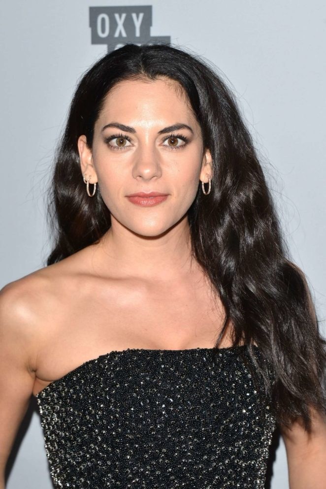Inbar Lavi - 2017 NBCUniversal Holiday Kick Off Event in LA