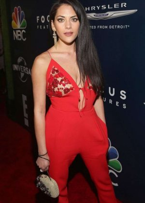 Inbar Lavi - 2017 Universal, NBC, Focus Features and E! Golden Globes Party in LA