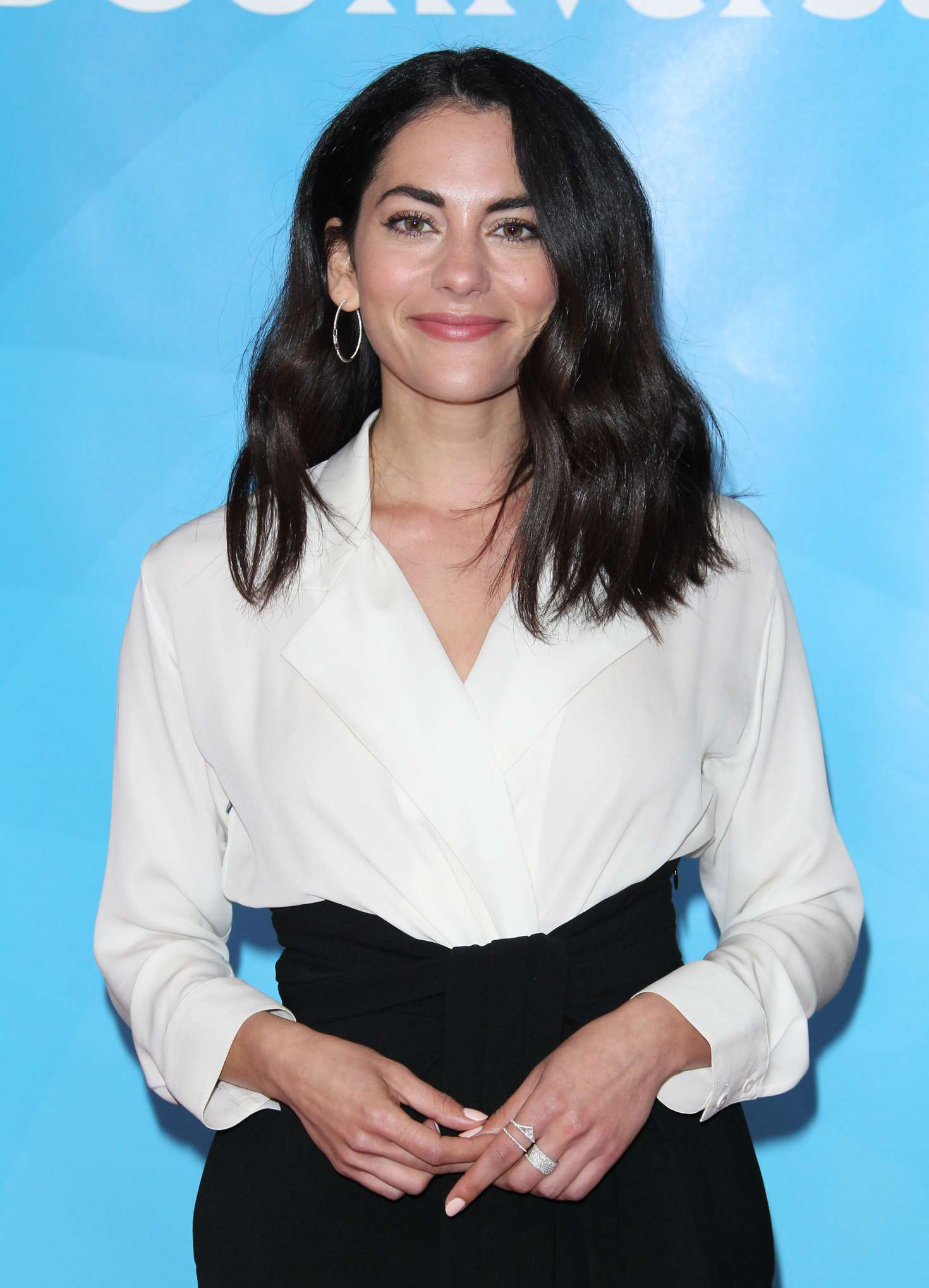 Inbar lavi nbcuniversal summer press day in beverly hills new images