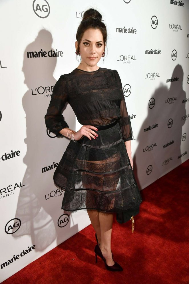 Inbar Lavi - Marie Claire's Image Maker Awards 2017 in LA