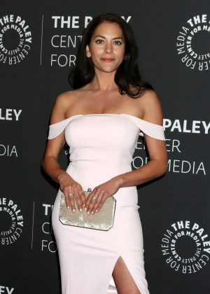 Inbar Lavi - 'Prison Break' Screening at 2017 PaleyFest in Los Angeles