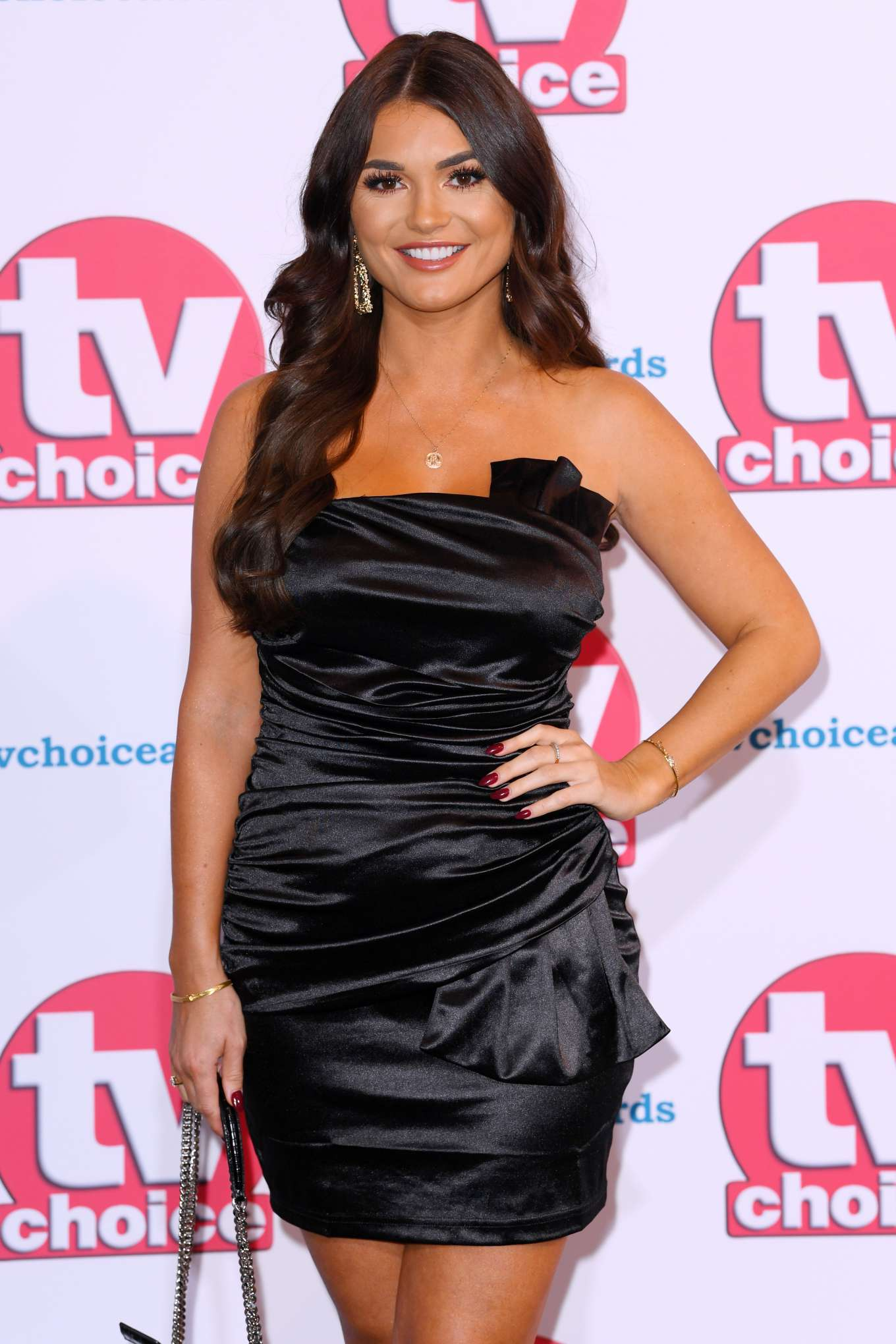 India Reynolds - 2019 TV Choice Awards in London