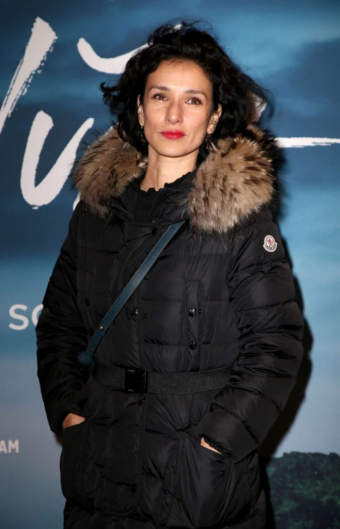 Indira Varma - Cirque du Soleil 'Amaluna' Press Night in London
