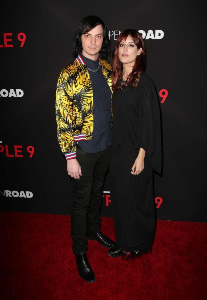 Ioanna Gika - 'Triple 9' Premiere in Los Angeles