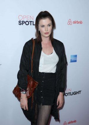 Ireland Baldwin - 1st Annual Marie Claire Young Women's Honors in Marina Del Rey