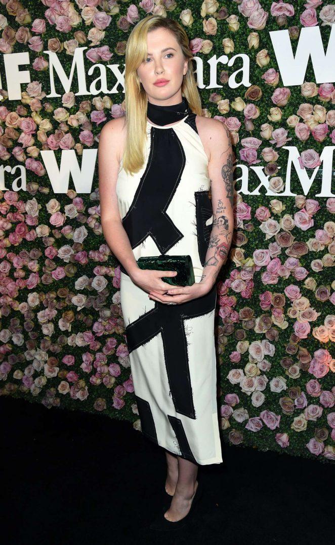 Ireland Baldwin - 2017 Women In Film Max Mara Face of the Future Awards in LA