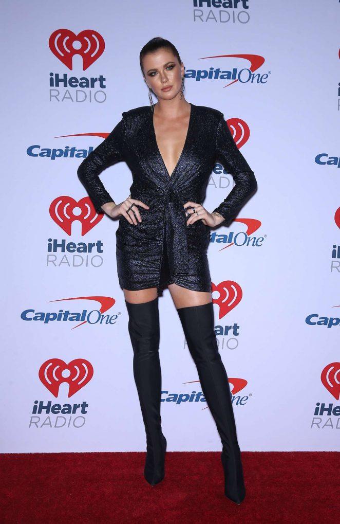 Ireland Baldwin - 2018 iHeartRadio Music Festival in Las Vegas