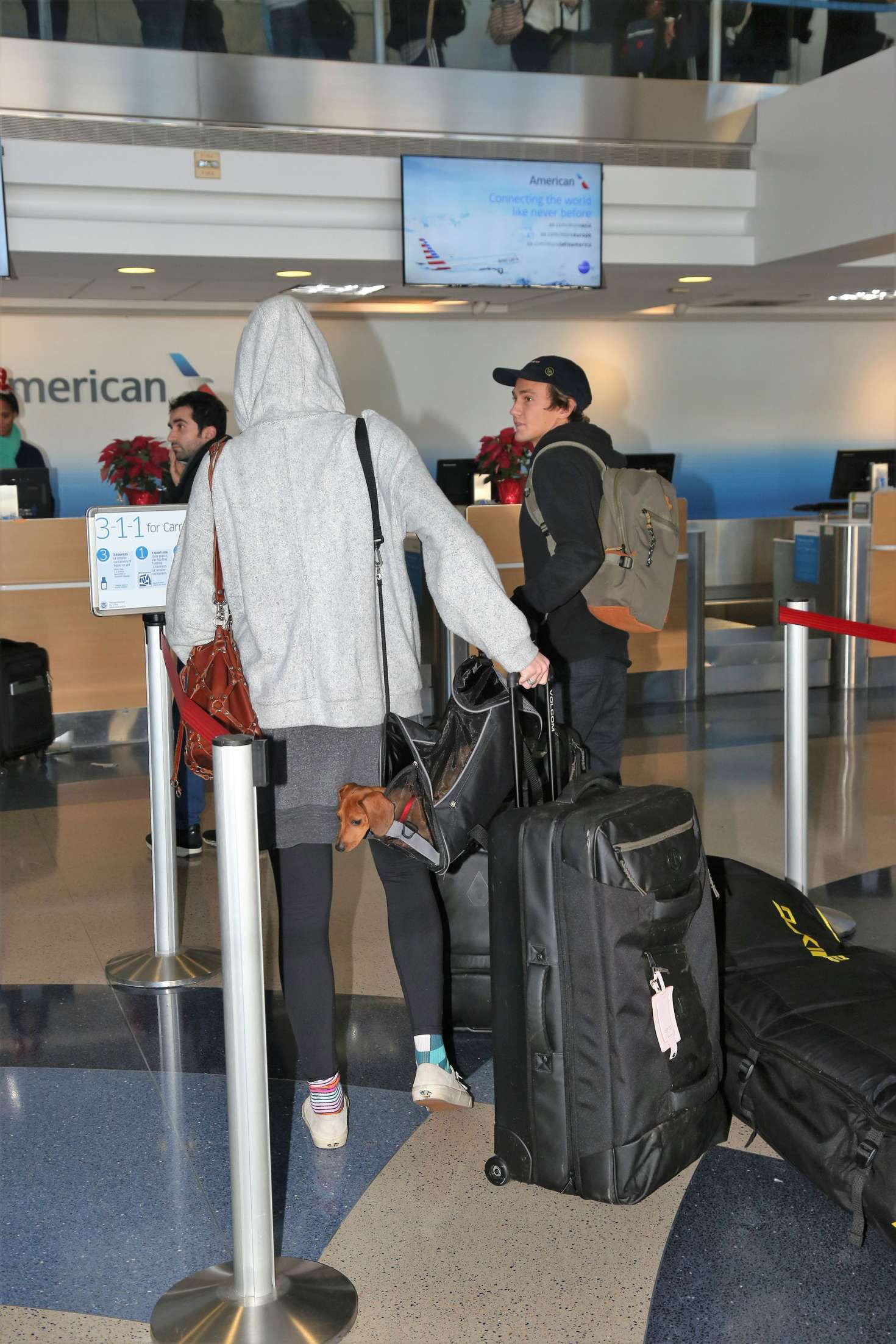 Ireland Baldwin 2016 : Ireland Baldwin at LAX Airport -16