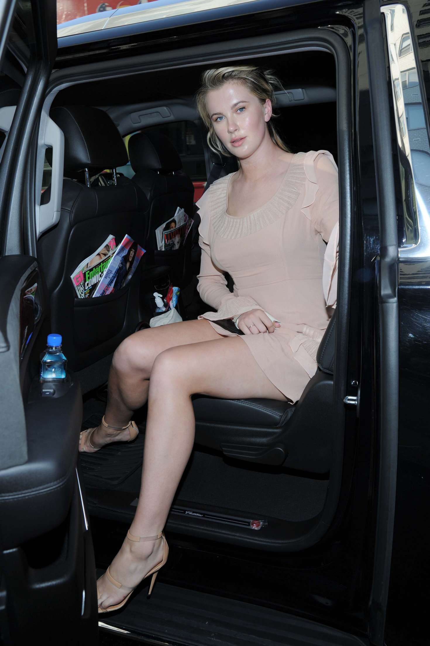 Ireland Baldwin 2017 : Ireland Baldwin at the Biolage RAW Styling Naked Touch Experience -05