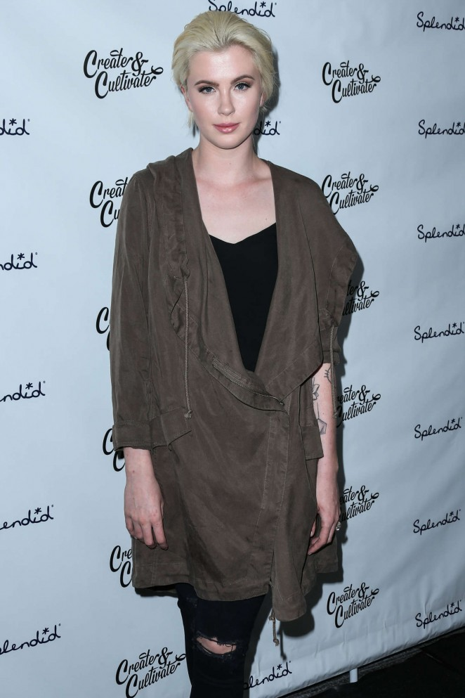 Ireland Baldwin – Create & Cultivate's Speaker Celebration in LA