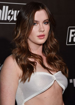 Ireland Baldwin - Fallout 4 Video Game Launch Event in LA