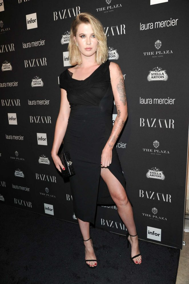 Ireland Baldwin - Harpers Bazaar Icons Party 2016 in NYC