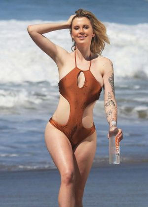 Ireland Baldwin in Swimsuit - 138 Water Photoshoot in Malibu