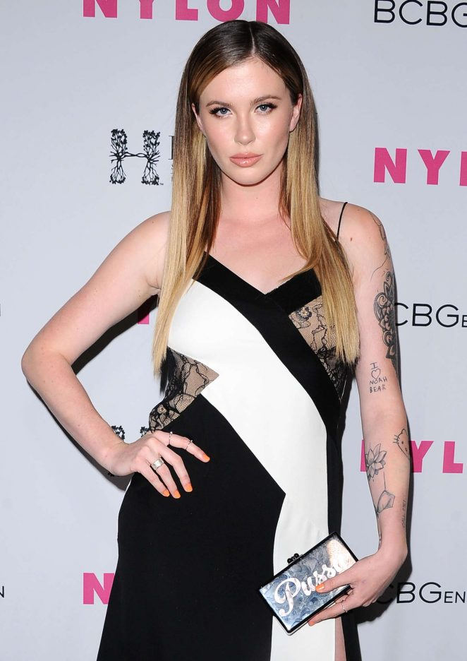 Ireland Baldwin - NYLON Young Hollywood Party 2016 in LA
