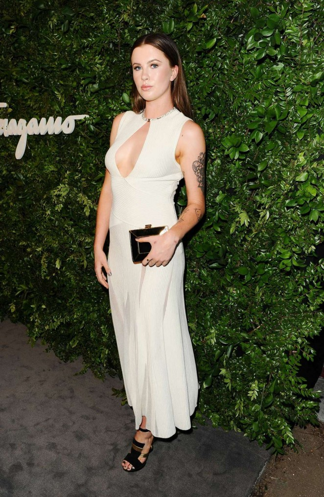 Ireland Baldwin - Salvatore Ferragamo 100th Year Celebration in Beverly Hills