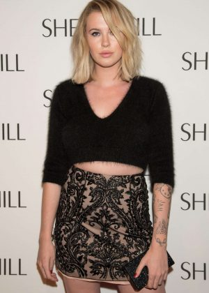 Ireland Baldwin - Sherri Hill Show SS 2017 Show in New York City