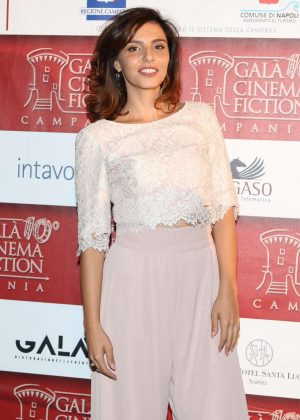Irene Maiorino - 2018 Gala of Cinema and Fiction in Campania