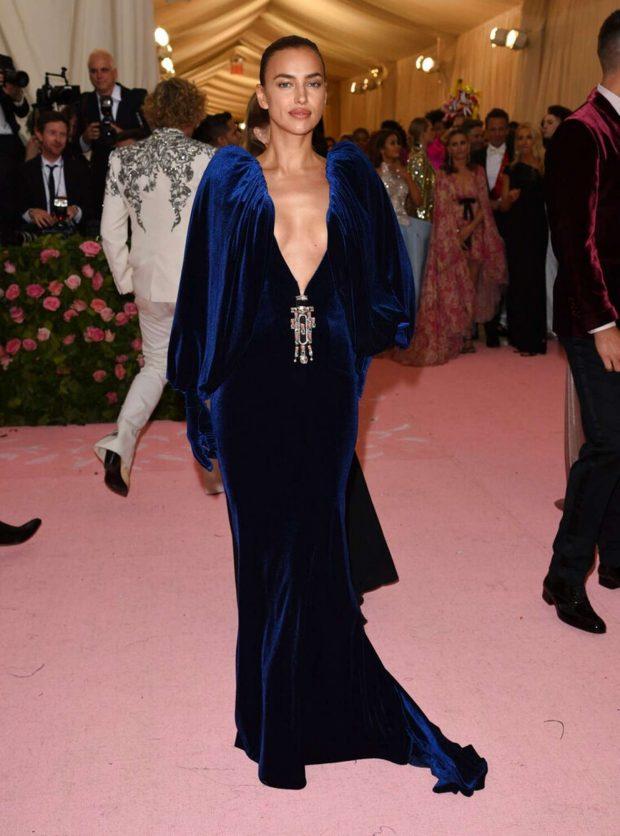 Irina Shayk: 2019 Met Gala -01