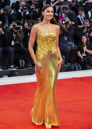 Irina Shayk - 'A Star Is Born' Premiere at 2018 Venice International Film Festival in Venice