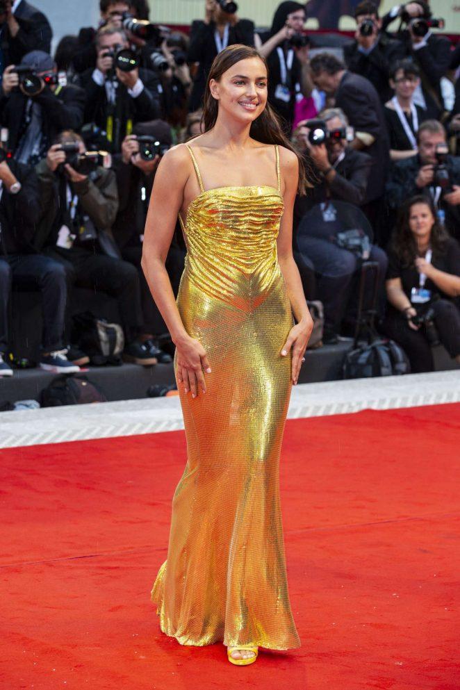 Irina Shayk - 'A Star Is Born' Premiere at 2018 Venice International Film Festival in Venice