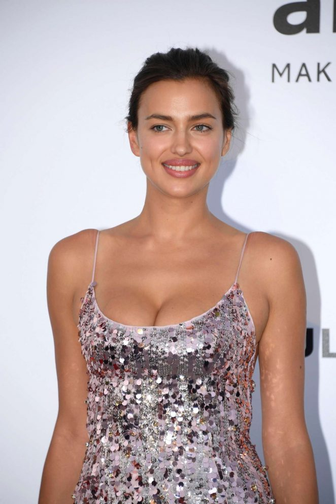 Irina Shayk - amfAR's 24th Cinema Against AIDS Gala in Cannes