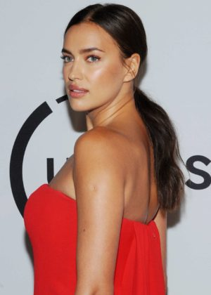 Irina Shayk and Natasha Poly - UNITAS Gala Against Human Trafficking at New York
