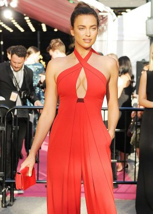Irina Shayk - Arrives at 2016 CFDA Fashion Awards in New York