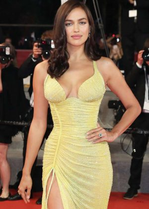 Irina Shayk - 'Hikari' Premiere at 70th Cannes Film Festival