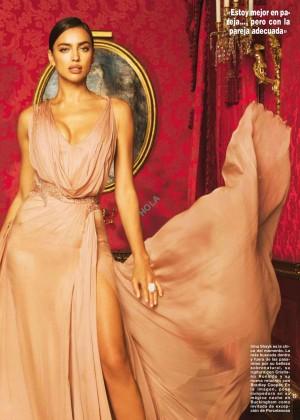 Irina Shayk - Hola Spain Magazine (June 2015)