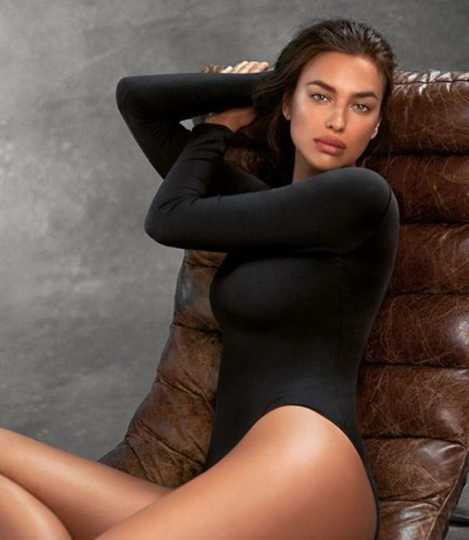 Irina Shayk – Intimissimi 2017 Collection