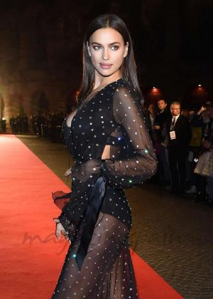Irina Shayk - Intimissimi on Ice in Verona