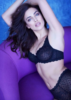 Irina Shayk - Intimissimi Perfect Bra 2016