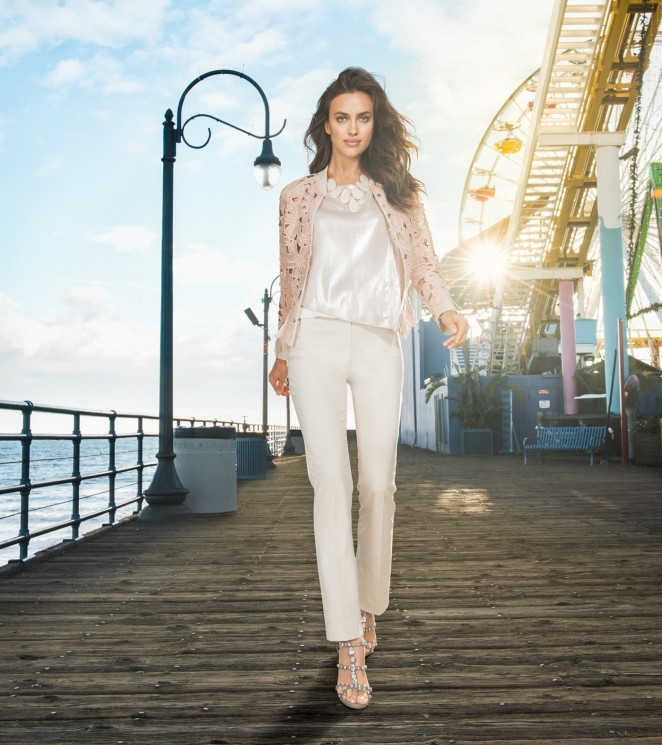 Irina Shayk Liverpool Mexico Fashion Fest 2015 02 Gotceleb