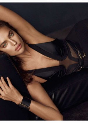 Irina Shayk - NetWork Fall/Winter 2015 Campaign