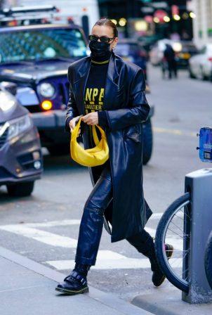 Irina Shayk - Out in Manhattan