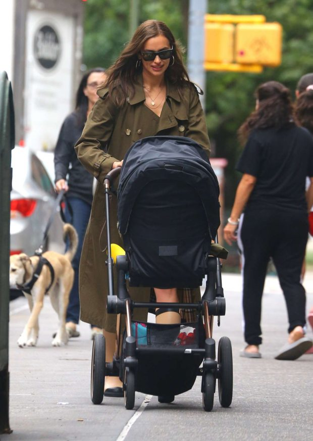 Irina Shayk: Out in New York-01