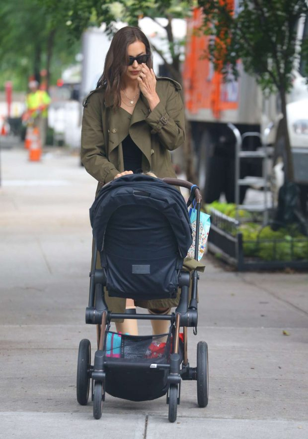 Irina Shayk: Out in New York-03