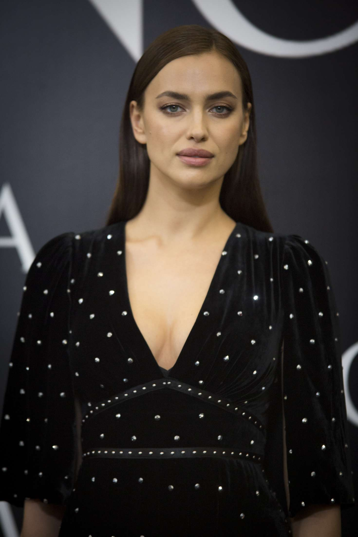 Irina Shayk – Porcelanos Shop Inauguration in Castellon