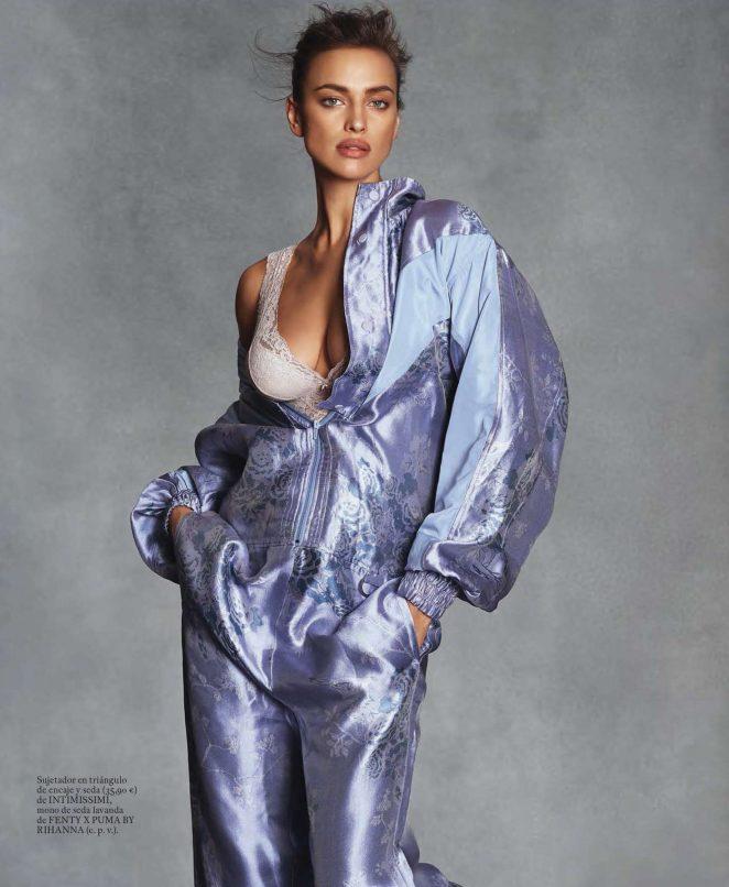 Irina Shayk - S Moda Magazine (February 2017)