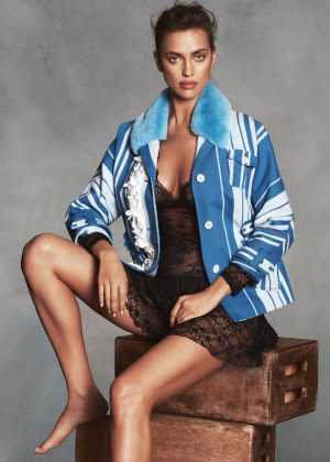 Irina Shayk - S Moda Spain Magazine (February 2017)